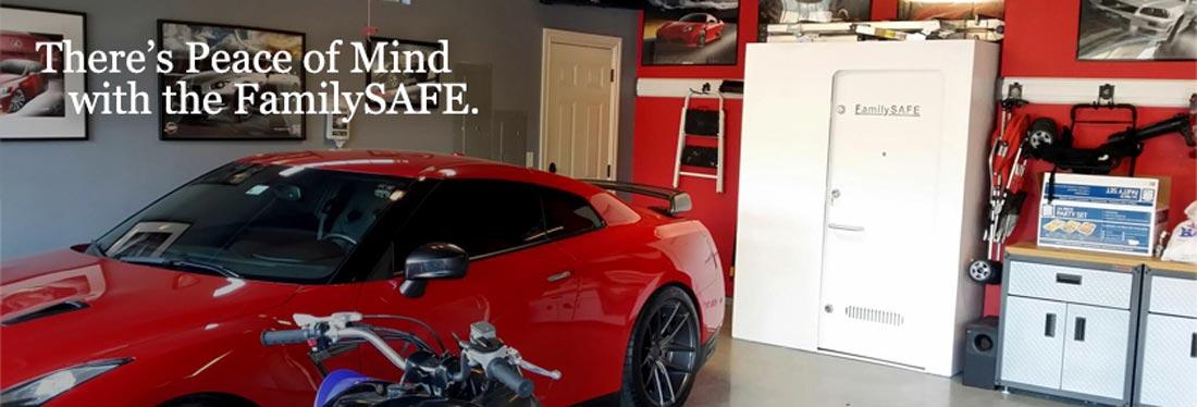 FamilySAFE Storm Shelters Garage